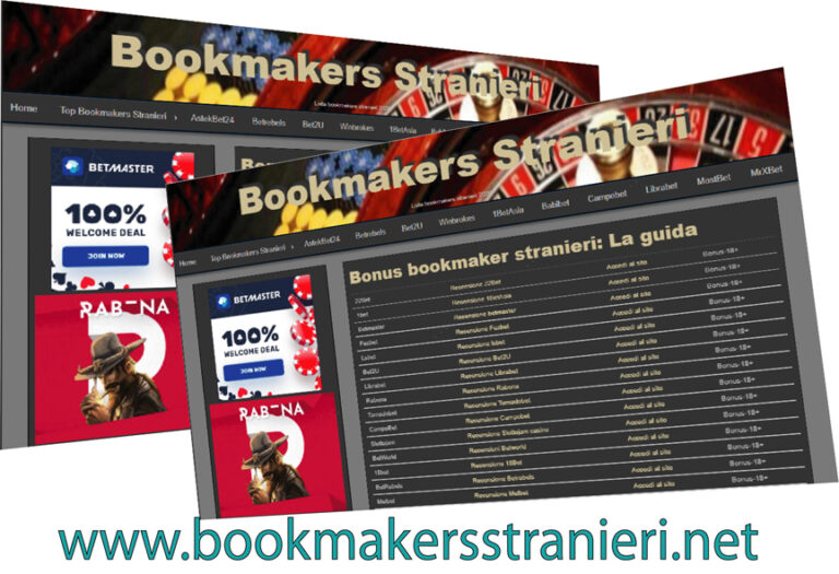 How Bookmakers Stranieri Has Become One of the Most Reliable Companies